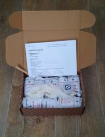 Gipsbuik DIY pakket B kwaliteit (BUDGET TIP)