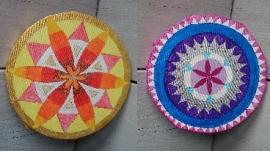 Mandala schilderijtje maken