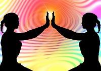 Meditatie en creatie groep