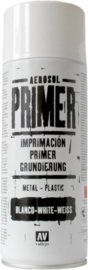 28010 Vallejo Aerosol Primer - 400 ml - White