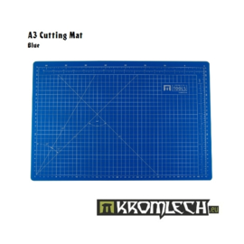 Kromlech Cutting Mat A3-Blue