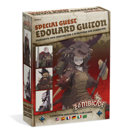 Special Guest Box: Edouard Guiton
