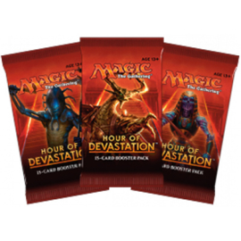 MTG: Hour of Devastation Booster
