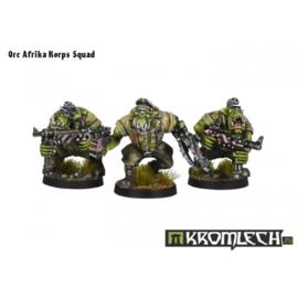 Orc Afrika Korps Squad