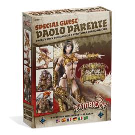 Special Guest Box: Paolo Parente