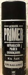 28012 Vallejo Aerosol primer - 400 ml - Black