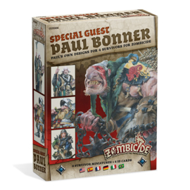 Special Guest Box: Paul Bonner