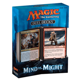 MTG Mind vs Might Duel Decks