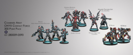 COMBINED ARMY ONYX CONTACT FORCE 300 PTS. PACK