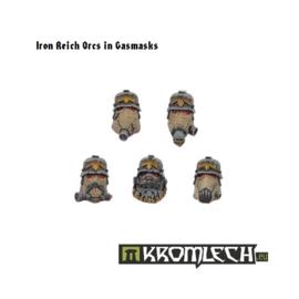 Iron Reich Orcs in Gasmasks