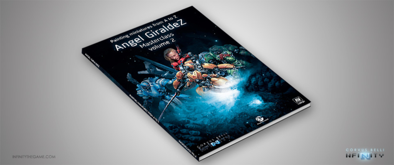 PAINTING MINIATURES FROM A TO Z, ANGEL GIRALDEZ MASTERCLASS VOL.2