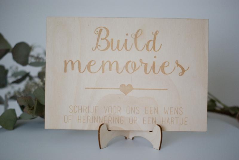 Verrassend Decoratie bruiloft | Vier de Liefde WG-38