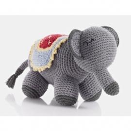 Gehaakte knuffel olifant
