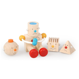 Plan Toys Build-a-Robot