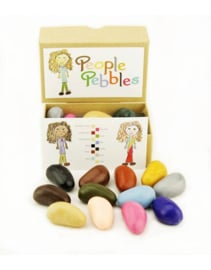 Crayon Rocks People Pebbles
