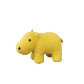 Global Affairs - Gele hippo - fairtrade