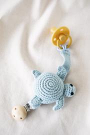 Kraammand Under the sea - blauwe schildpad