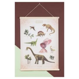 Praatplaat Pimpelmees Bij de Dino's