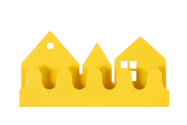 Roommate - Village kapstok geel