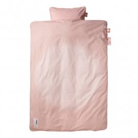 Junior dekbedovertrek Candyfloss roze