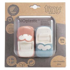 Tiny BIOplastic funcars
