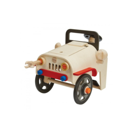 Plan Toys Automonteur - Motor Mechanic
