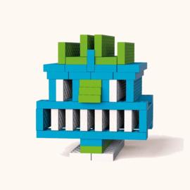 Bioblo Colour Combo Friend Ship - 40 eco bouwblokken