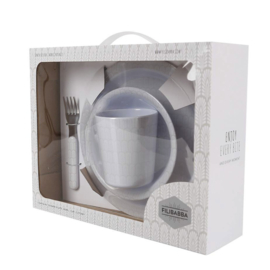 Kinder Cadeauset Warm Grey