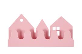 Roommate - Village kapstok roze