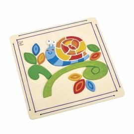 Knutselpakket - Happy Snail