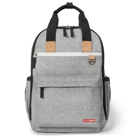 Luiertas - Duo Signature Backpack Grey Melange