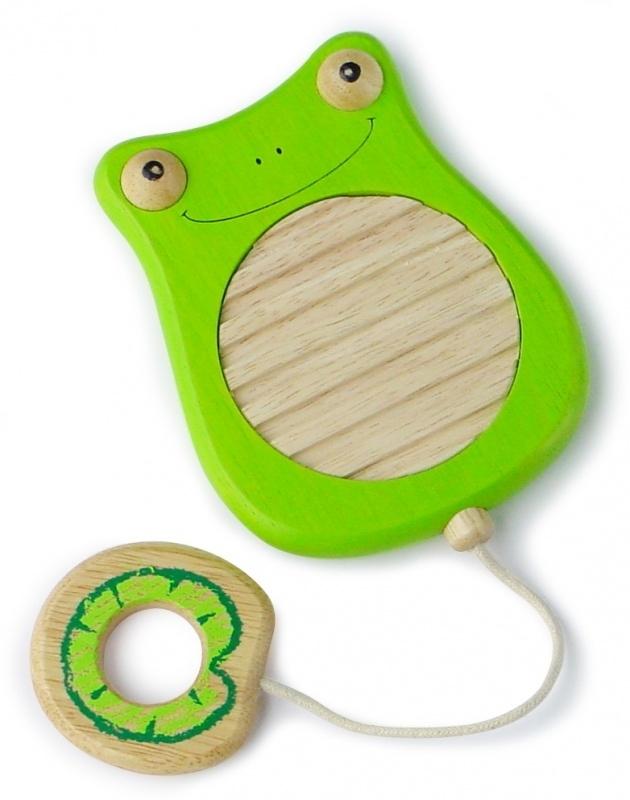 I´m Toy - Scratchy kikker