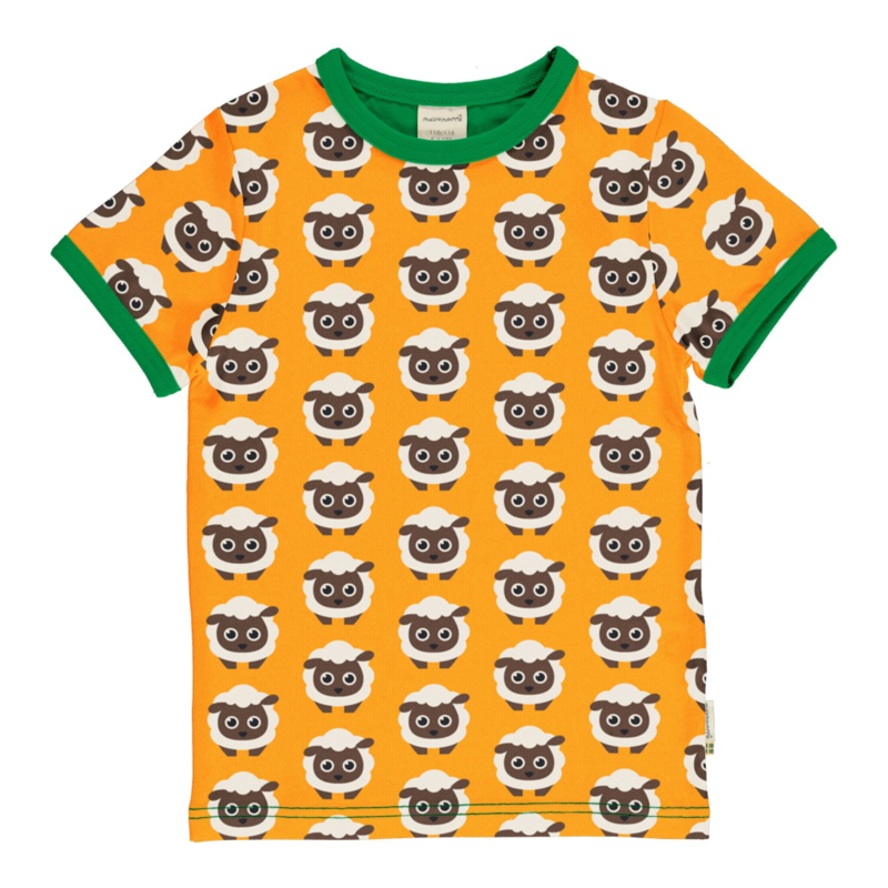 Maxomorra Classics shirt Sheep
