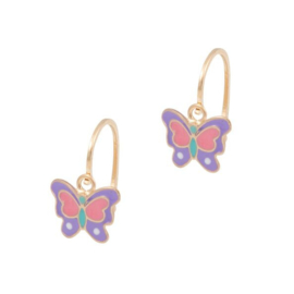 CATALEYA EARRINGS BUTTERFLY KIDS