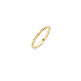 Blush Ring 1118YGO - Geel Goud