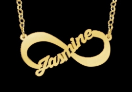 GOUDEN INFINITY NAMES4EVER NAAMKETTING JASMINE