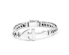 Van Mispelaar zilveren armband JAKARTA ARROW