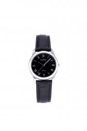 Olympic Dames horloge classic met leren band