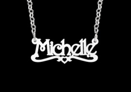 KINDER NAAMKETTING NAMES4EVER MICHELLE