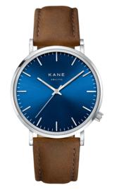 KANE Horloge BLUE ARCTIC VINTAGE BROWN
