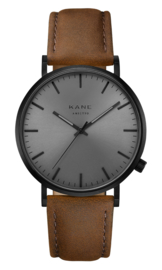 KANE Horloge BLACK OUT VINTAGE BROWN