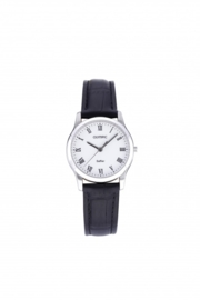 Olympic Dames horloge classic met leren bandje