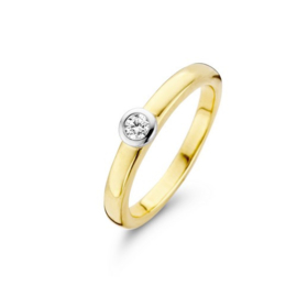 Timeless Dames Ring met Diamant