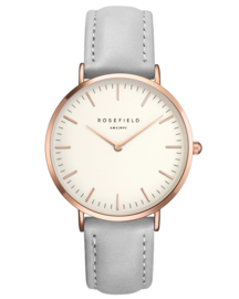 ROSEFIELD THE BOWERY GREY WHITE ROSEGOLD