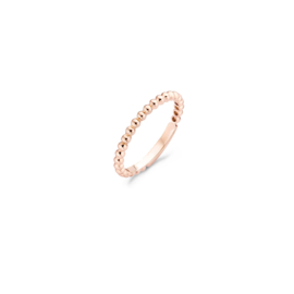 Blush Ring 1105RGO - Rose Goud met zirkonia
