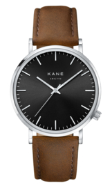 KANE Horloge BLACK CODE VINTAGE BROWN