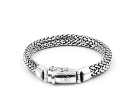 Van Mispelaar zilveren armband TIMOR