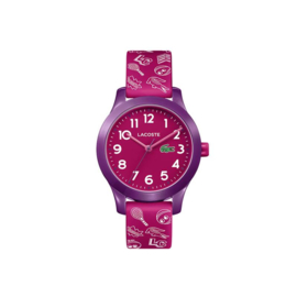 LACOSTE Kids Purple-Pink