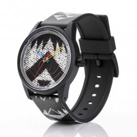 Q&Q horloge RP00J023 SmileSolar Zwart
