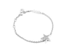 Van Mispelaar zilveren armband NILA STAR